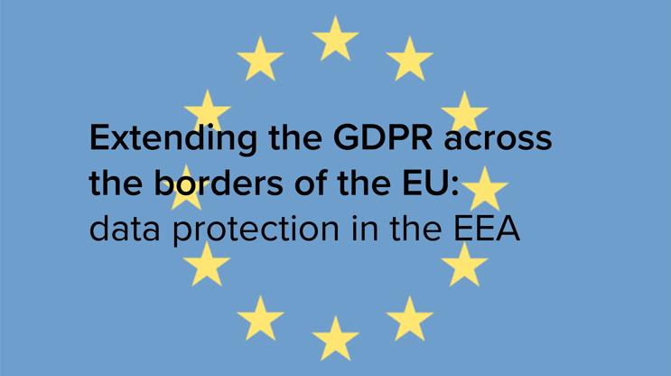 extending GDPR across EU-10
